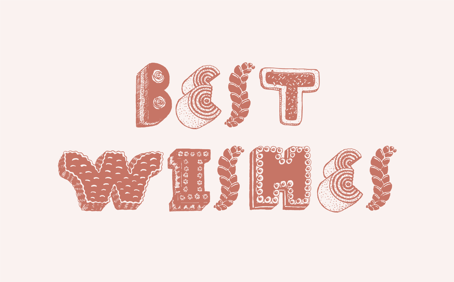 sweets_font best-wishes