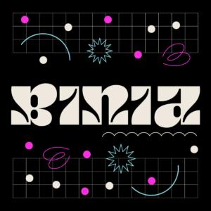 Binia font