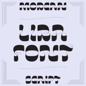 Liba font